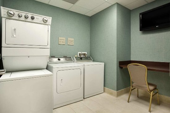 Silver Spring, MD: Guest Laundry Facilities