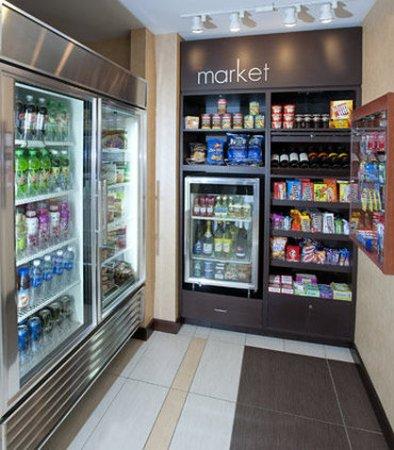 คองคอร์ด, นิวแฮมป์เชียร์: The Market