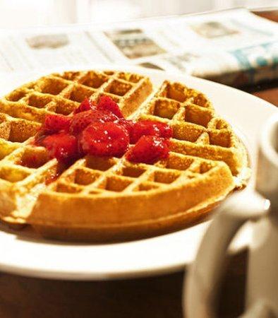 คองคอร์ด, นิวแฮมป์เชียร์: Breakfast Buffet Detail