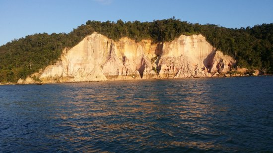 Gamboa Beach: Regreso en barco