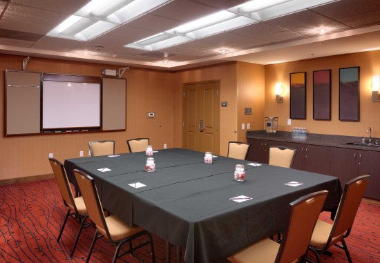 San Marcos, CA: Meeting Room - Board Meeting and Hutch