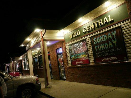 Ellensburg, WA: Wing Central