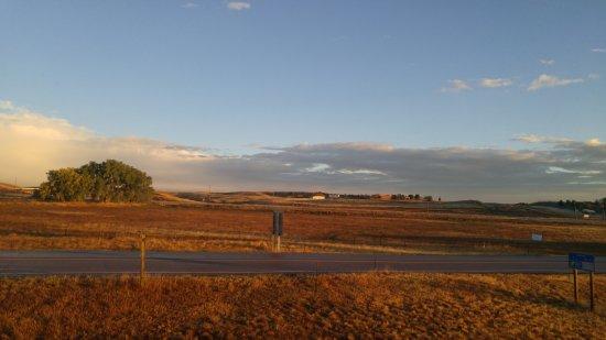 Douglas, Вайоминг: beautiful sun rise