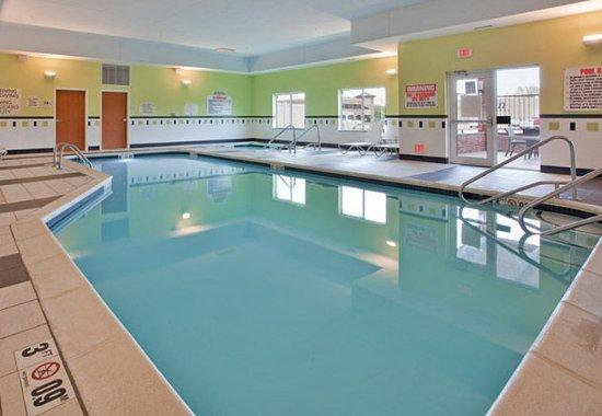 Grand Island, Νεμπράσκα: Indoor Pool