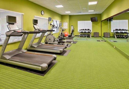 Grand Island, Νεμπράσκα: Fitness Center