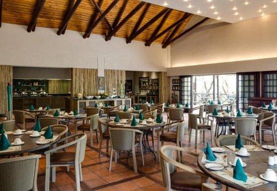Skukuza, جنوب أفريقيا: Kudyela Restaurant