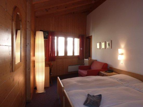 Bettmeralp, Schweiz: Double room standard north