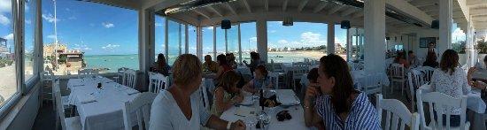 restaurant - Picture of Ristorante Pizzeria La Terrazza, Carovigno ...