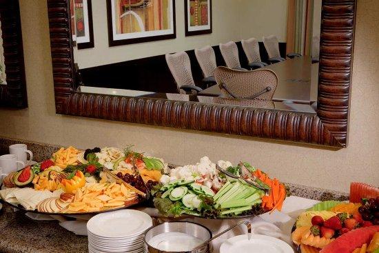 Springfield, Oregon: Delicious platters