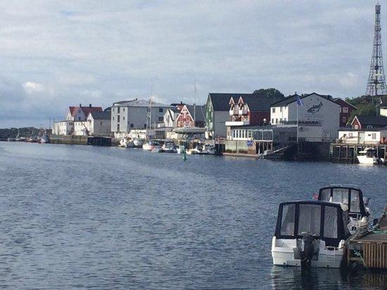 Nordland, Noruega: Вид на город