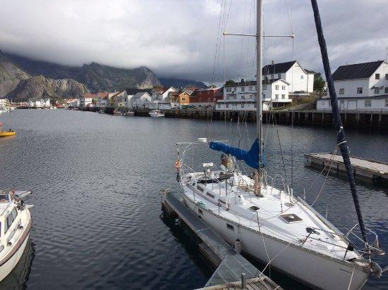 Nordland, Noruega: Порт