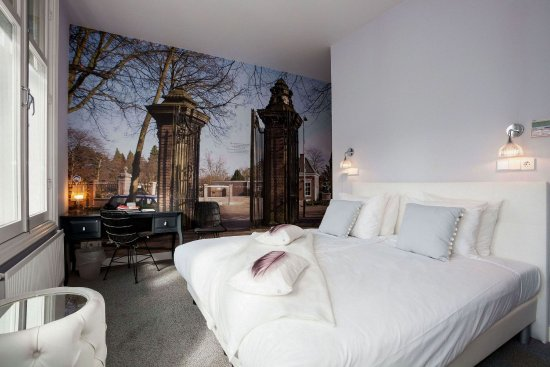 Hotel Mozaic Den Haag: Double room