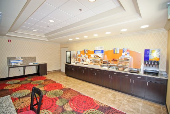 Missoula, MT: Express Start Breakfast Area