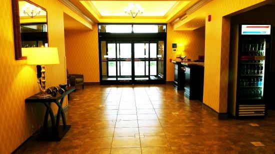 Missoula, MT: Hotel Lobby