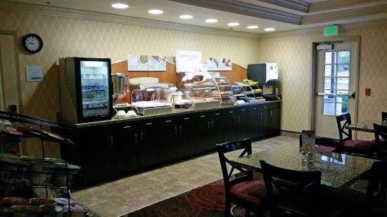 Missoula, MT: Breakfast Bar