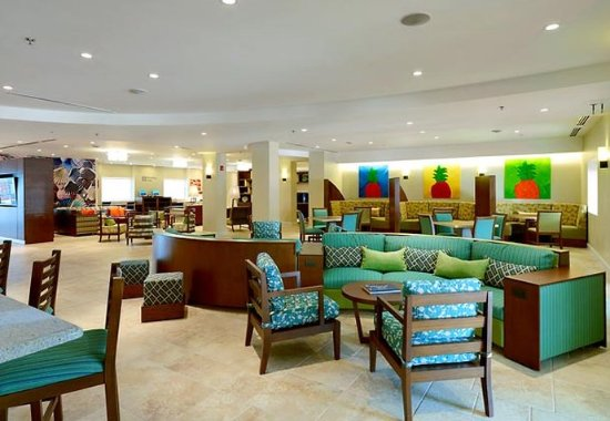 Courtyard Bridgetown, Barbados: Lobby
