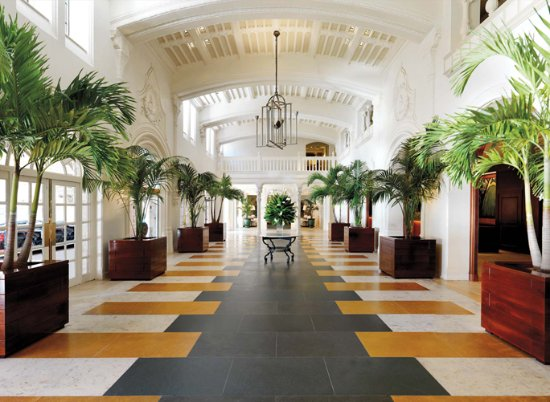 Boca Raton Resort Club Lobby