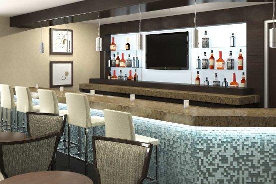Hilton Garden Inn Washington DC/US Capitol: Hotel Bar