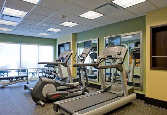 Columbus, Mississippi: Fitness Center