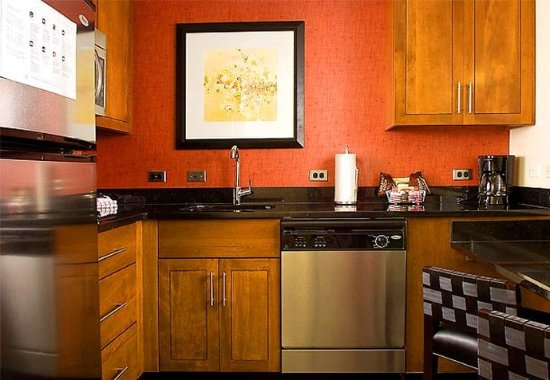 Fairfax, VA: Suite Kitchen