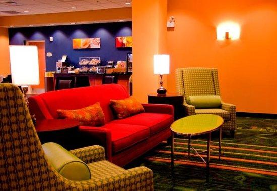 Ferie, FL: Breakfast Seating Area