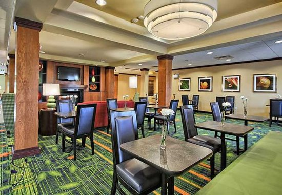 Huntingdon, PA: Breakfast Dining Area