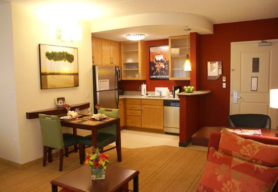 Monroeville, Πενσυλβάνια: Suite Kitchen