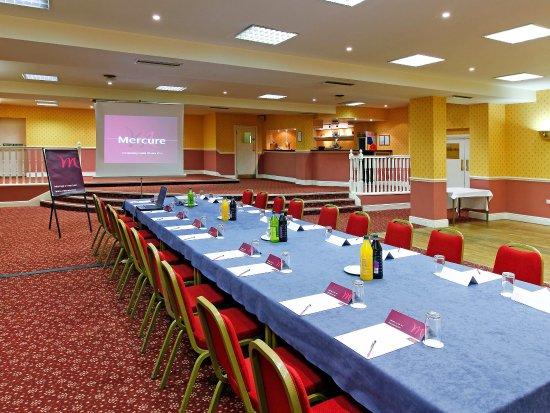Penkridge, UK: Meeting Room