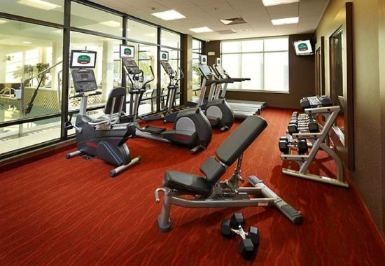 Washington, Pensilvania: Fitness Center