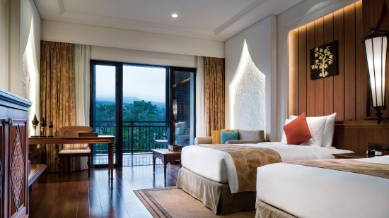 Jinghong, Kina: InterContinental  Superior Room