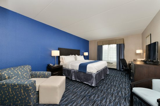 Peekskill, Νέα Υόρκη: King Deluxe Room with Riverview