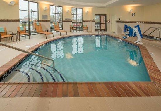 Glassboro, NJ: Indoor Pool