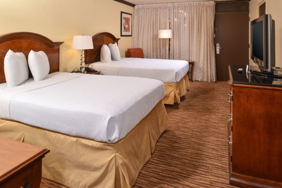 Abilene, TX: Two Double Beds