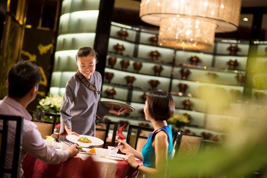 Σιτζιαζχουάνγκ, Κίνα: Chinese Restaurant