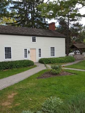Laura Secord home c.1800 at Queenston, Ontario