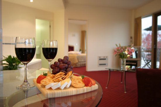Chantilly's Lake Taupo: Conference Catering