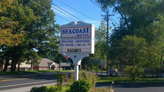 Seacoast Motel Foto