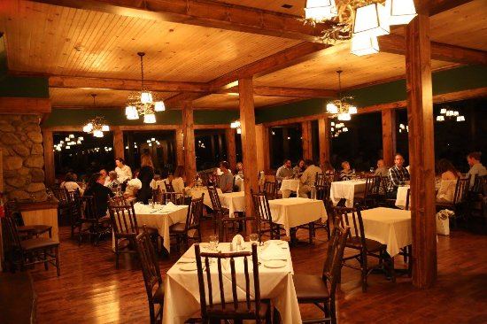Great Pines: Lodge Fine Dining Room