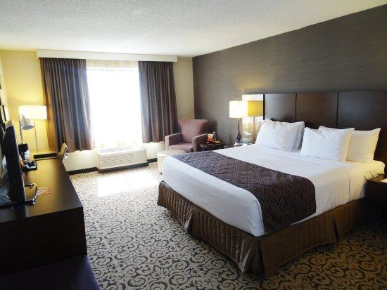 King Room Crowne Plaza Danbury