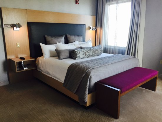 Hilton Philadelphia at Penn's Landing: Owner's Suite