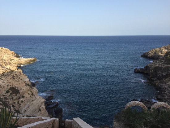 Cala Creta: Panorama