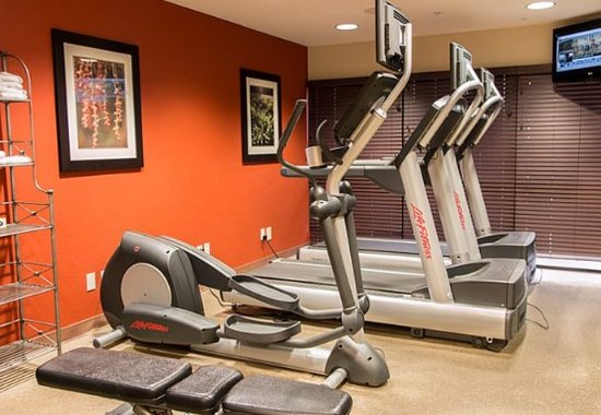 Oro Valley, AZ: Fitness Center