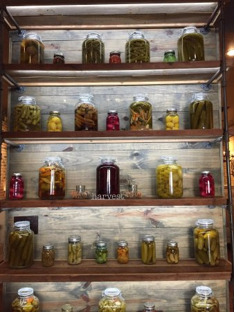 McKinney, TX: Pickled goodies.