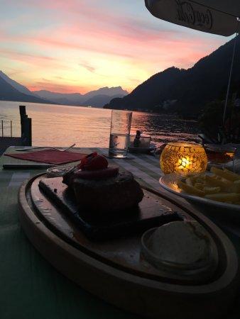 Gersau, Ελβετία: Gemütlicher geht es nicht!