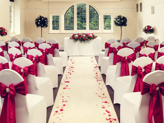 Pembury, UK: Wedding