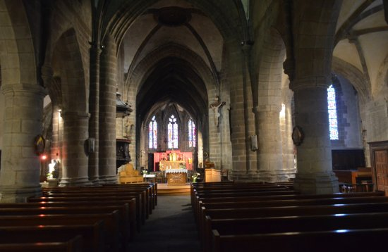 Eglise Notre-Dame de Villedieu-les-Poeles