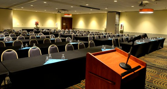 Charleston, WV: Our Largest Meeting room provides plenty of space four your event