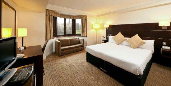 Mercure Edinburgh City - Princes Street Hotel: Double Guest Room
