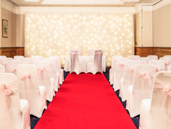 Skelton, UK: Wedding