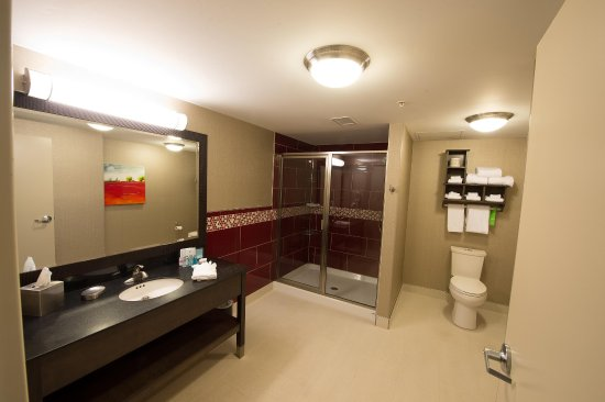 Sydney, Canada: Suite Bathroom